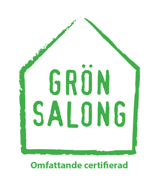 Grön Salong Certifierade