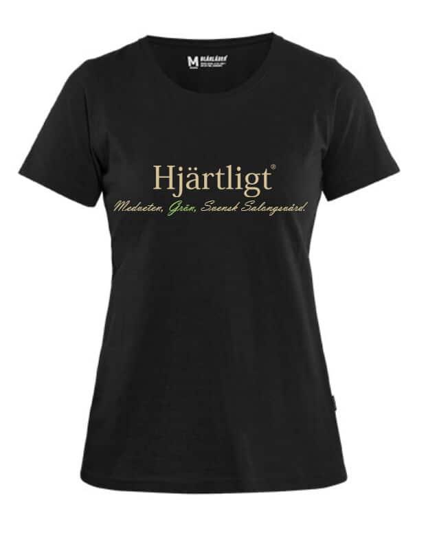 Hjärtligt T-Shirt