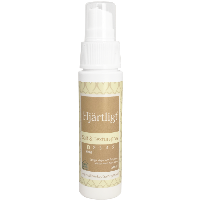 Minisize Hjärtligt Salt & Texturspray